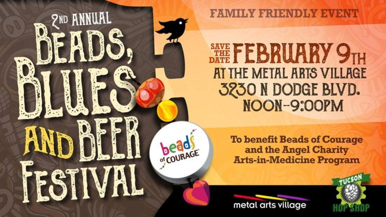 2nd Annual Beads, Blues and Beer Festival