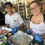 Desert Hippie Arts Acrylic Paint Pouring